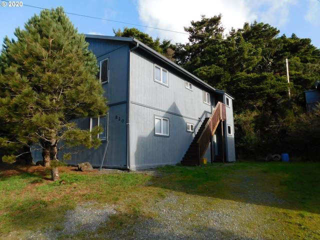 820 Jackson St, Port Orford, OR 97465 (MLS #20050097) :: Gustavo Group