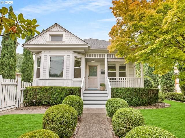 7116 N Tyler Ave, Portland, OR 97203 (MLS #20050109) :: Fox Real Estate Group