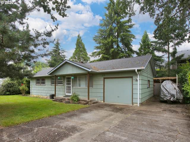 18635 SW Aloha Ct, Beaverton, OR 97003 (MLS #20050932) :: Next Home Realty Connection