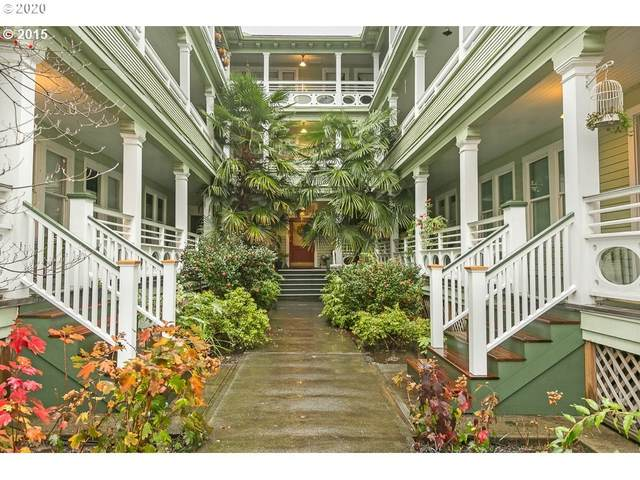2127 NW Irving St #206, Portland, OR 97210 (MLS #20051075) :: Holdhusen Real Estate Group