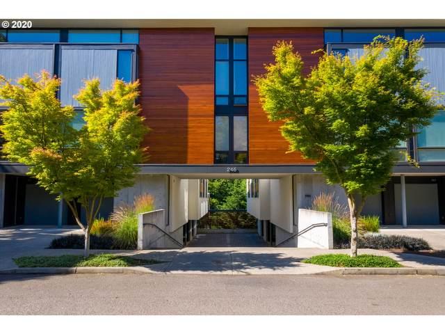 245 SW Meade St G3, Portland, OR 97201 (MLS #20051367) :: TK Real Estate Group