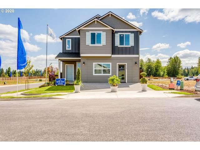 8703 N 3rd Way Lot18, Ridgefield, WA 98642 (MLS #20051627) :: Premiere Property Group LLC