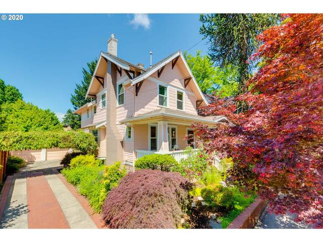 129 NE 24TH Ave, Portland, OR 97232 (MLS #20051858) :: Change Realty