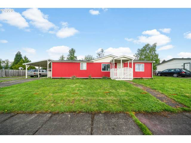 821 E 8TH St, Molalla, OR 97038 (MLS #20051979) :: Townsend Jarvis Group Real Estate