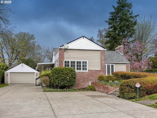 5939 SW Taylors Ferry Rd, Portland, OR 97219 (MLS #20051982) :: Premiere Property Group LLC