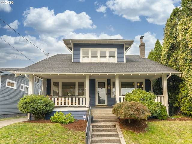 2741 NE 53RD Ave, Portland, OR 97213 (MLS #20052325) :: Fox Real Estate Group