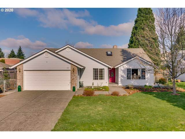 506 NW 46TH St, Vancouver, WA 98663 (MLS #20052593) :: Fox Real Estate Group