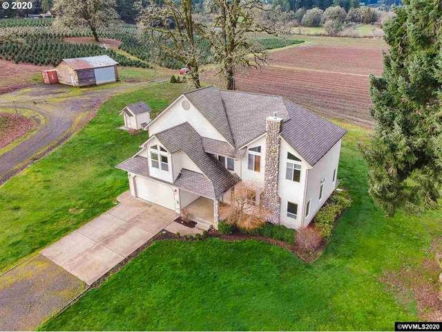 25255 SW Airport Ave, Philomath, OR 97370 (MLS #20052737) :: McKillion Real Estate Group