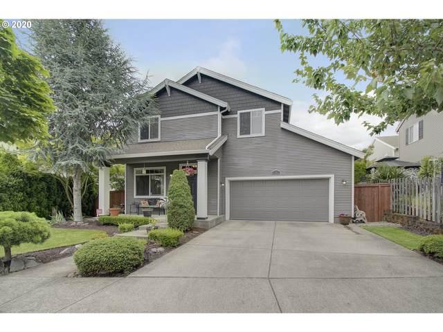 3205 SE 196TH Ave, Camas, WA 98607 (MLS #20053674) :: Cano Real Estate
