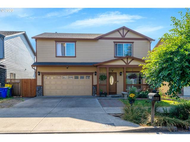 2942 SE 160TH Ave, Portland, OR 97236 (MLS #20053824) :: Townsend Jarvis Group Real Estate