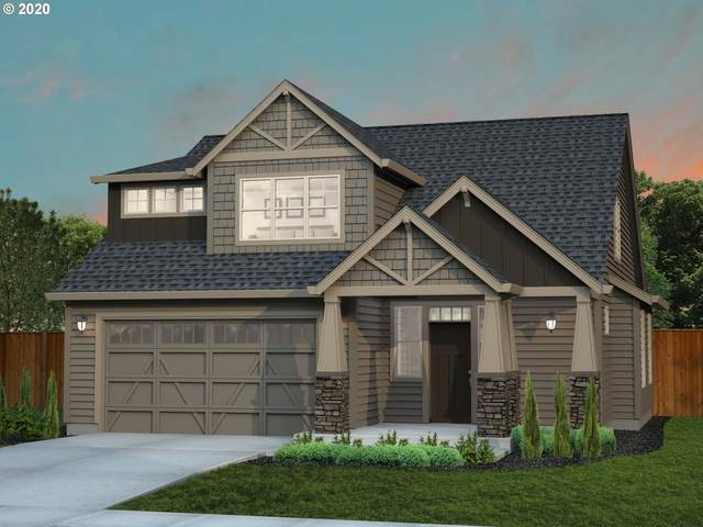 4302 S 12TH Cir, Ridgefield, WA 98642 (MLS #20054031) :: McKillion Real Estate Group