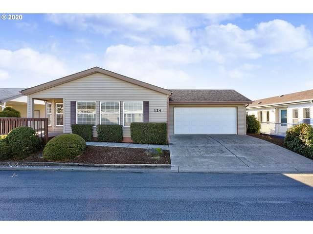 16500 SE 1ST St #124, Vancouver, WA 98684 (MLS #20054116) :: McKillion Real Estate Group