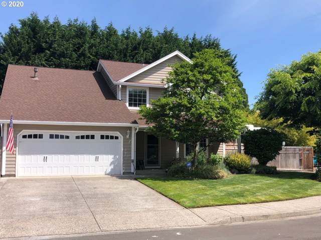 9907 NE 131ST Ave, Vancouver, WA 98682 (MLS #20054157) :: Townsend Jarvis Group Real Estate