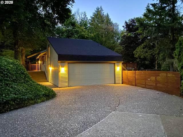 6675 SW Raleighview Ct, Portland, OR 97225 (MLS #20054422) :: Stellar Realty Northwest