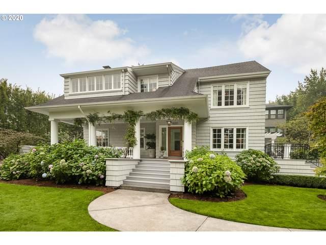 1830 SW Laurel St, Portland, OR 97201 (MLS #20054504) :: Cano Real Estate