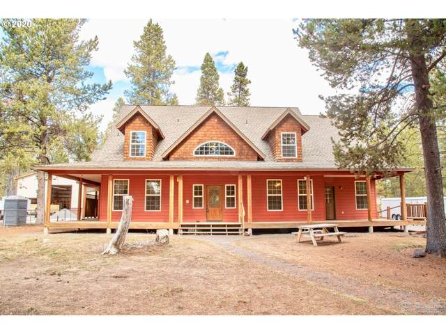 16170 Dyke Rd, La Pine, OR 97739 (MLS #20054785) :: McKillion Real Estate Group