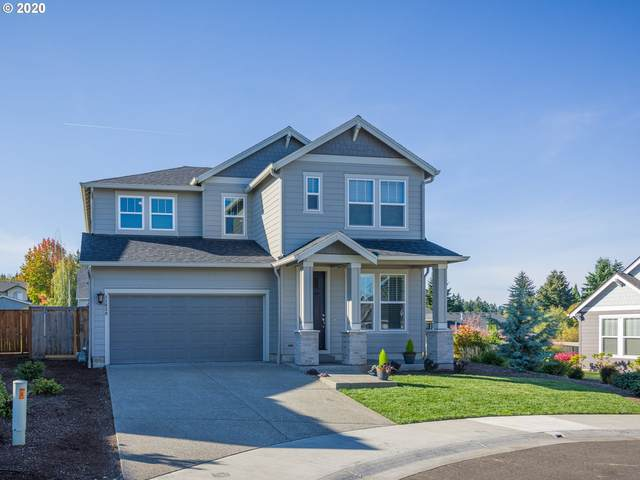 11620 NW 2ND Ct, Vancouver, WA 98685 (MLS #20054804) :: Townsend Jarvis Group Real Estate