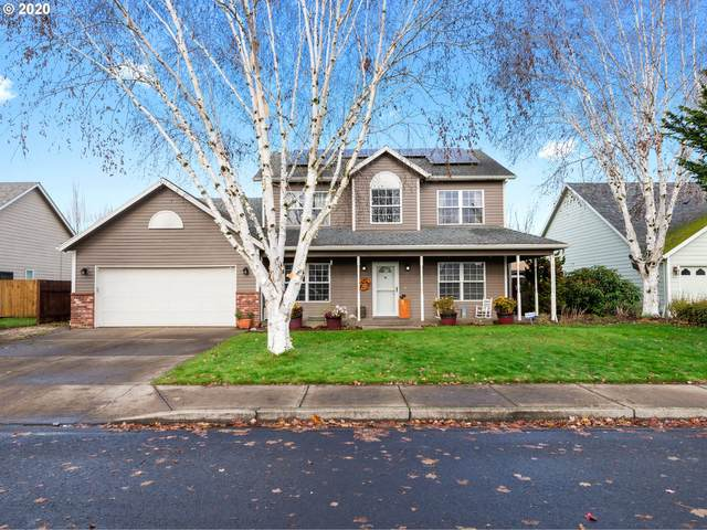 1245 Bernard St, Woodburn, OR 97071 (MLS #20054817) :: Cano Real Estate