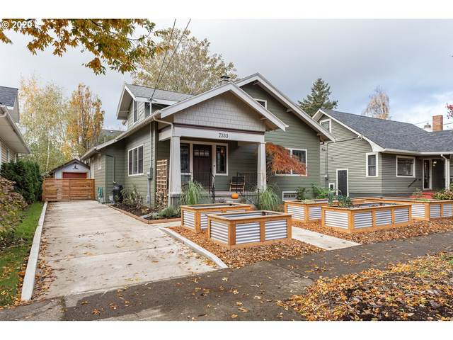 2333 NE 47TH Ave, Portland, OR 97213 (MLS #20054931) :: Lux Properties