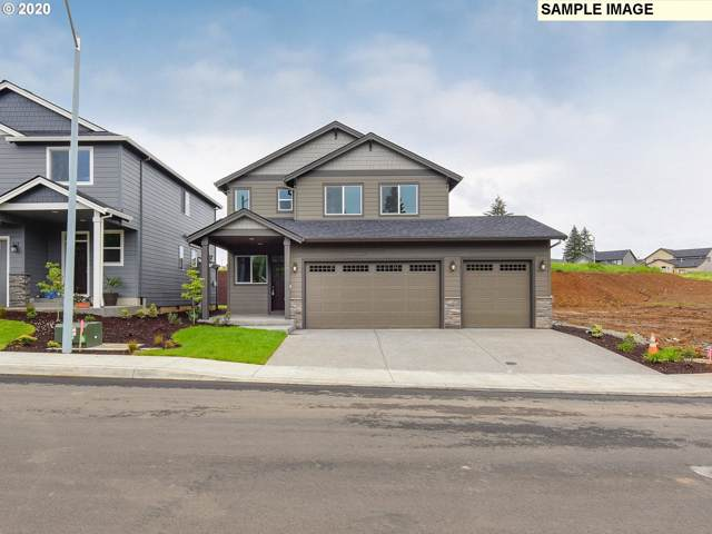 1718 NW 25TH Ave, Battle Ground, WA 98604 (MLS #20055028) :: Next Home Realty Connection