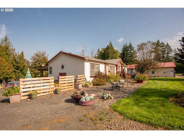 972 King Rd, Winlock, WA 98596 (MLS #20055276) :: Holdhusen Real Estate Group