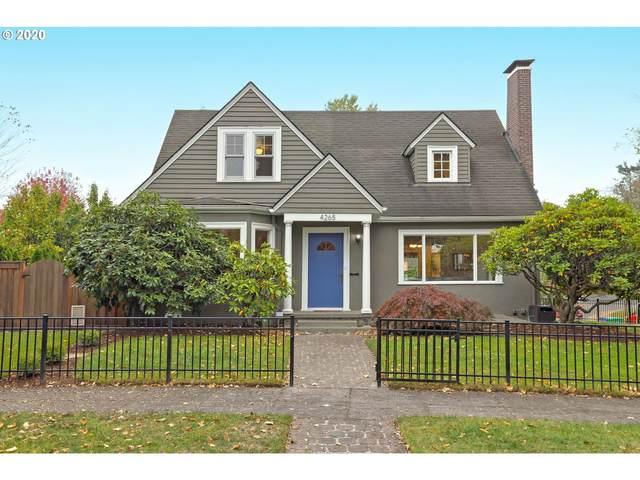 4265 NE Laddington Ct, Portland, OR 97213 (MLS #20055283) :: Change Realty
