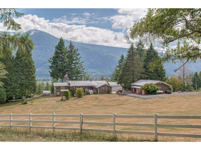 321 Davis Creek Rd, Randle, WA 98377 (MLS #20055305) :: Fox Real Estate Group