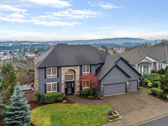 11916 SW Elemar Ct, Portland, OR 97224 (MLS #20055317) :: Fox Real Estate Group