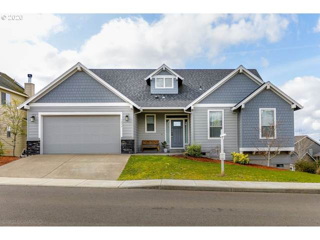 1495 NE Cooper Ln, Estacada, OR 97023 (MLS #20056084) :: Premiere Property Group LLC