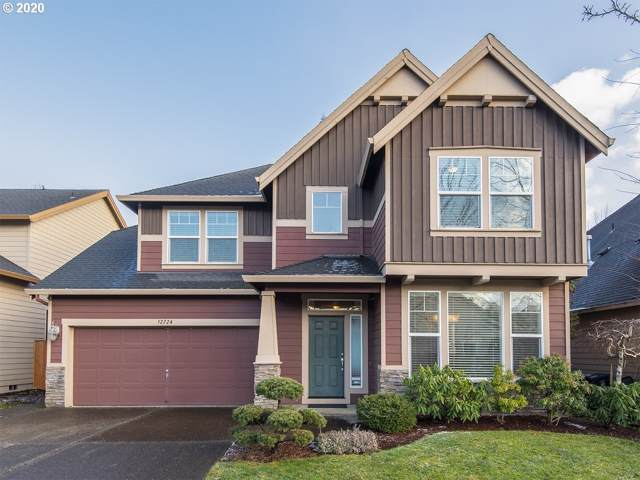 12724 SE Blackstone Ave, Happy Valley, OR 97086 (MLS #20056228) :: Matin Real Estate Group