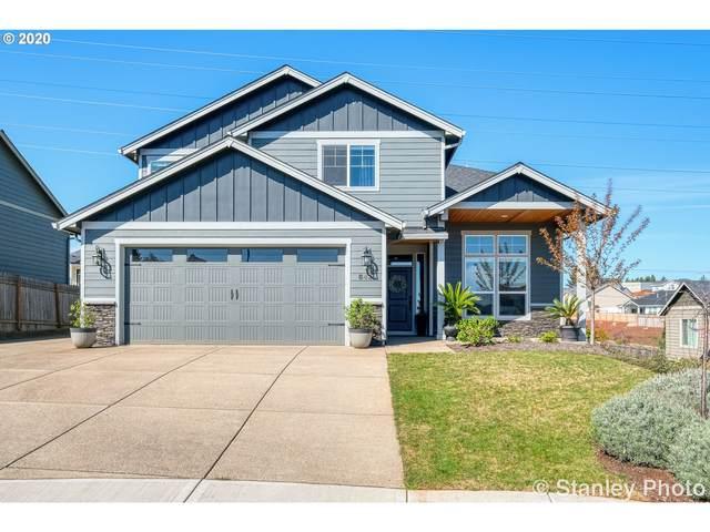 643 NW Golden Eagle St, Salem, OR 97304 (MLS #20056290) :: Stellar Realty Northwest