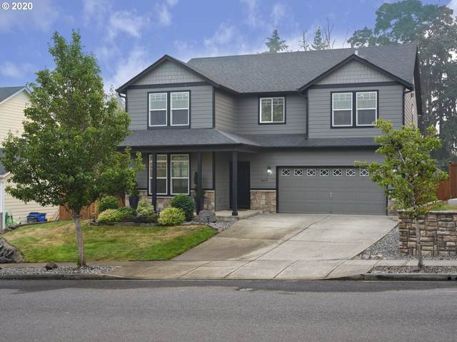 1619 N Falcon Dr, Ridgefield, WA 98642 (MLS #20056328) :: Gustavo Group
