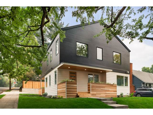 3609 SE Tibbetts St, Portland, OR 97202 (MLS #20056572) :: The Galand Haas Real Estate Team
