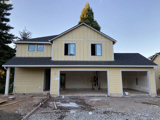 5304 NE 48th St, Vancouver, WA 98661 (MLS #20056724) :: Piece of PDX Team