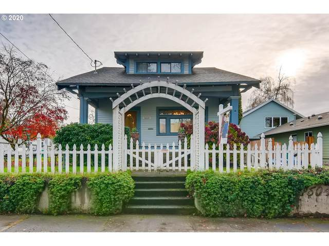 4604 SE Yamhill St, Portland, OR 97215 (MLS #20057192) :: Duncan Real Estate Group