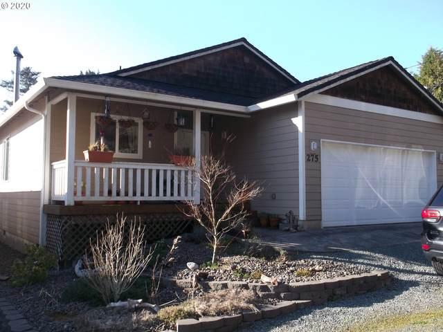 275 S Easy St, Rockaway Beach, OR 97136 (MLS #20058388) :: Townsend Jarvis Group Real Estate