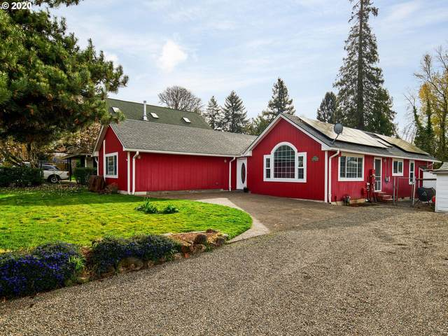 3504 SE Vineyard Rd, Milwaukie, OR 97267 (MLS #20058507) :: Next Home Realty Connection