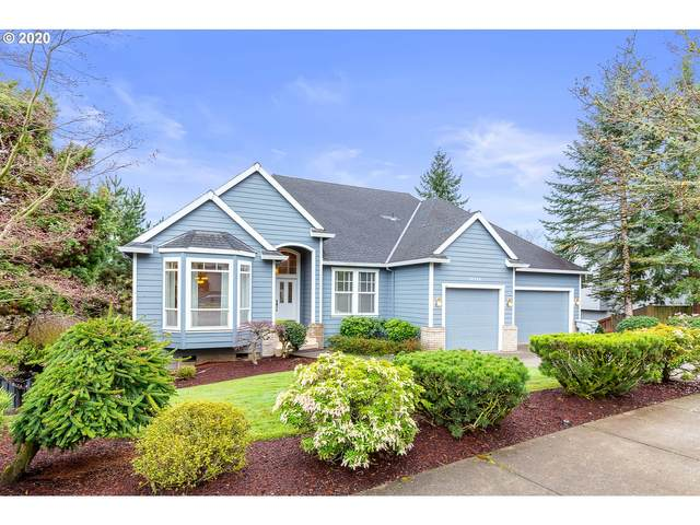 10594 SE Isaac Dr, Happy Valley, OR 97086 (MLS #20058572) :: Change Realty