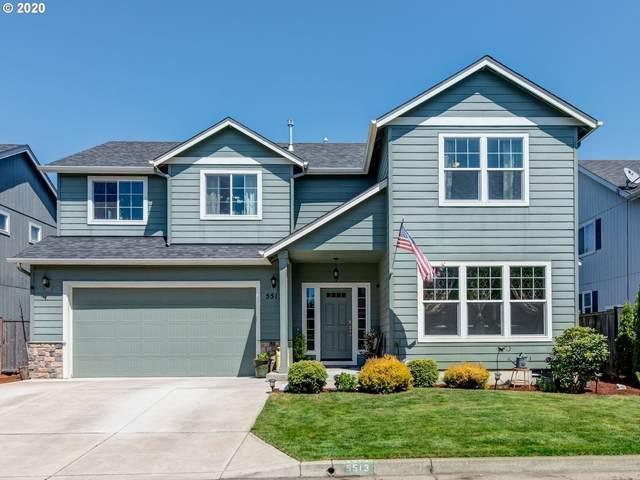 5513 Tribute Way, Eugene, OR 97402 (MLS #20058591) :: Holdhusen Real Estate Group