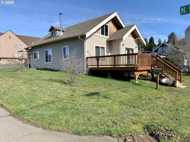 614 E 9TH, Coquille, OR 97423 (MLS #20058643) :: Townsend Jarvis Group Real Estate