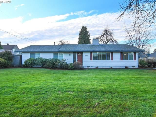 1954 Gilham Rd, Eugene, OR 97401 (MLS #20058880) :: Soul Property Group