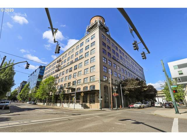 1420 NW Lovejoy St #201, Portland, OR 97209 (MLS #20059377) :: Beach Loop Realty