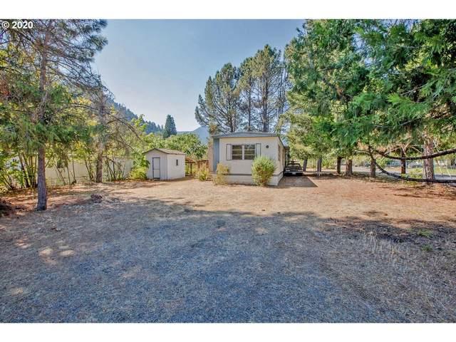 76284 Garden Rd, Oakridge, OR 97463 (MLS #20059420) :: Song Real Estate