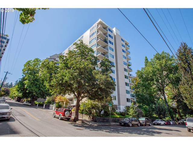 2211 SW Park Pl #804, Portland, OR 97205 (MLS #20059925) :: Fox Real Estate Group
