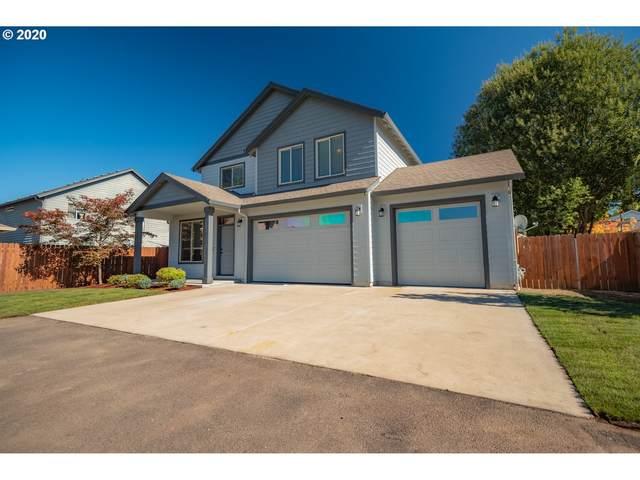 1920 NE 89TH Cir, Vancouver, WA 98665 (MLS #20060036) :: Cano Real Estate