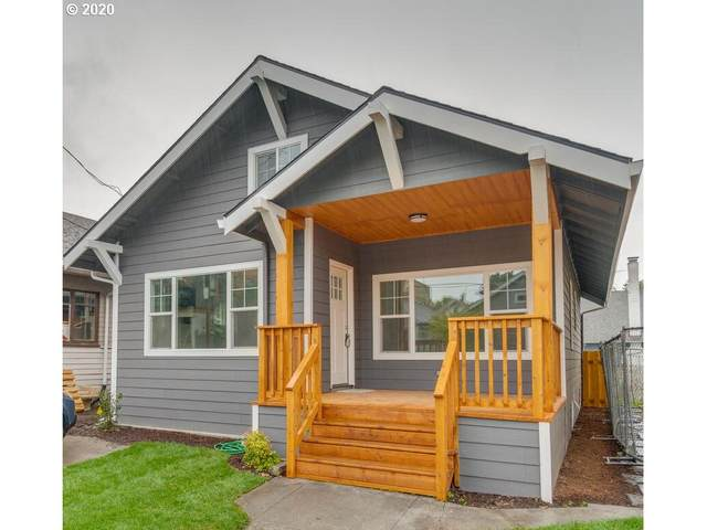 1415 SE 49TH Ave, Portland, OR 97215 (MLS #20060124) :: Townsend Jarvis Group Real Estate