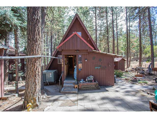 140 N Sharon Rd, Wamic, OR 97063 (MLS #20060401) :: Lux Properties