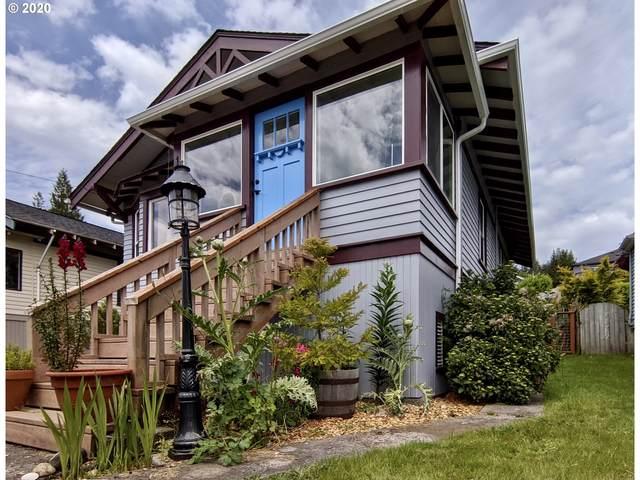 1225 Alameda Ave, Astoria, OR 97103 (MLS #20061306) :: Premiere Property Group LLC