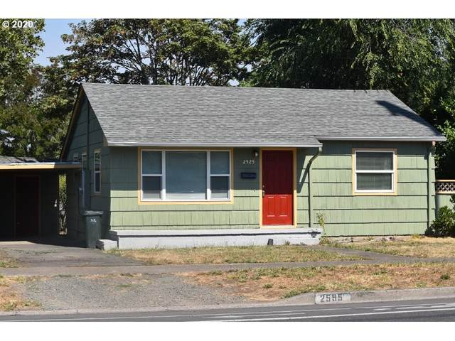 2525 W 18th Ave, Eugene, OR 97402 (MLS #20061920) :: TK Real Estate Group