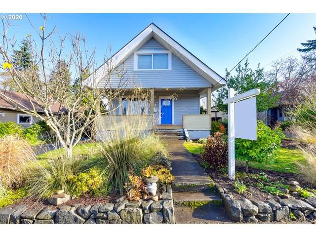 6214 NE 16TH Ave, Portland, OR 97211 (MLS #20061986) :: Fox Real Estate Group